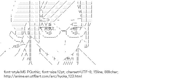 Hyoka,Jumonji Kaho