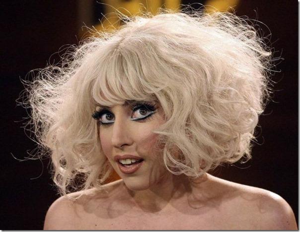 Cortes de cabelo de Lady Gaga (6)