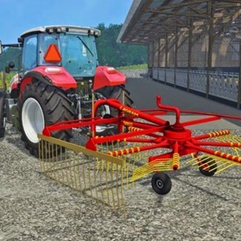 Farming simulator 2015 - AGRAM TWIN331 v 1.0