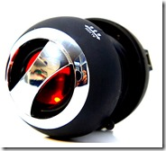 Portable Pop-up Speakers