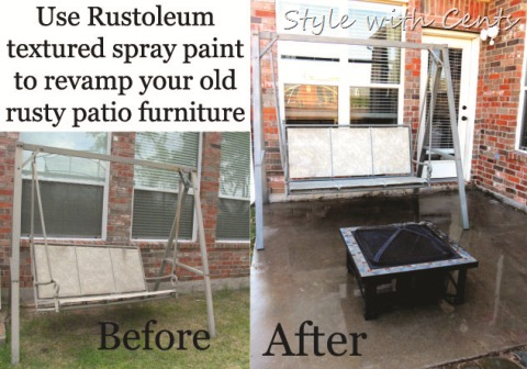 rustoleum swing before and after