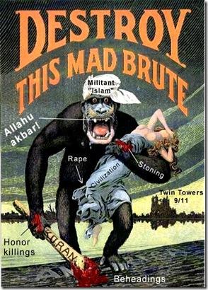 Islamic Mad Brute
