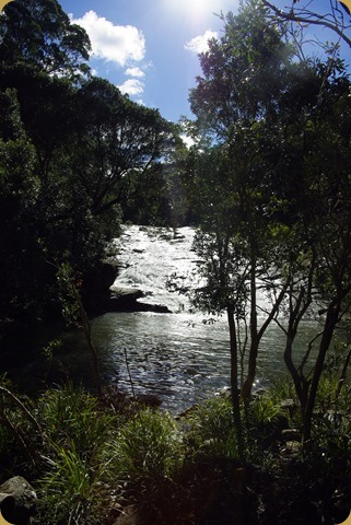 Ellenborough River rapids, Elands, NSW