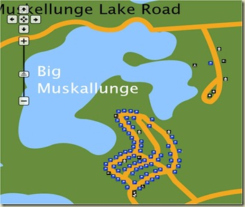 Big Muskellunge Lake