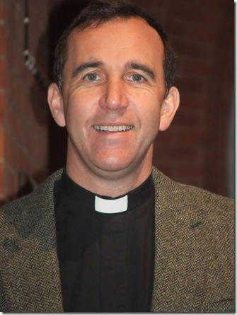 Revd Mark Chester, Vicar St Paul's Camberley