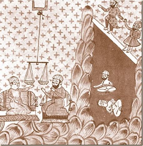 zoroastrismo ateismo infiernos dios