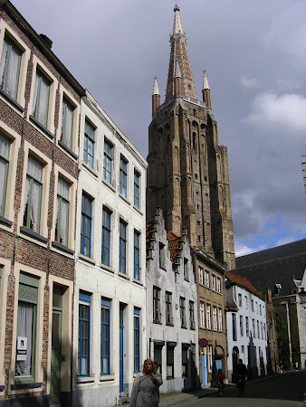Imagini Belgia: Catedrala Sf. Maria Bruges.jpg
