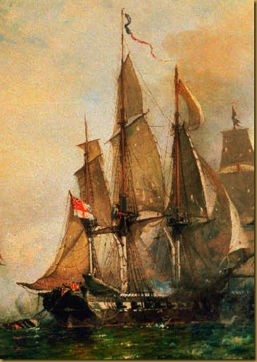 HMS Queen Charlotte