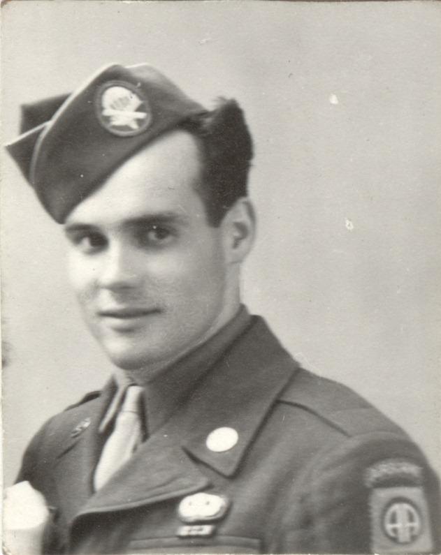 Bill Post May 11 1945