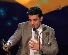 Jorge Salinas Mejor Actor TVyNovelas 2012