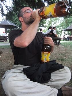 litronas de 2 litros en Guča