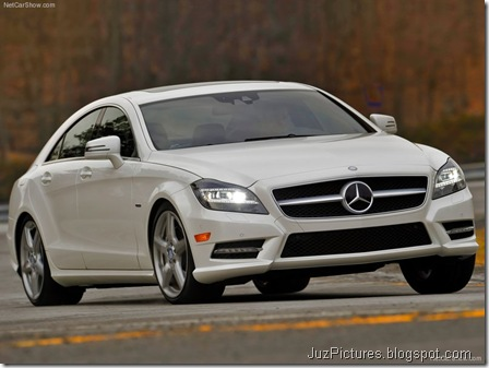 Mercedes-Benz CLS5505