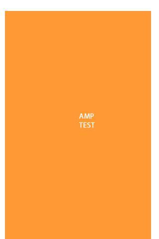 AMP test