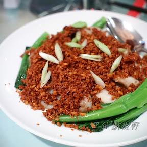 豆酥桂魚 @ 凱悅軒