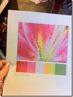 June Color Challenge
