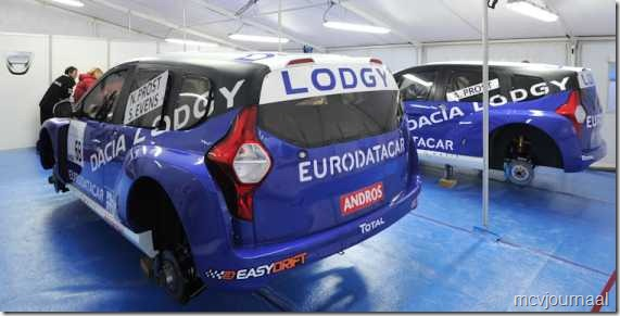 Dacia Lodgy Champion Trophee Andros 2012 05