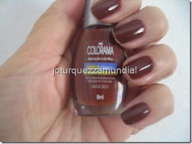 blog mundial esmalte marron