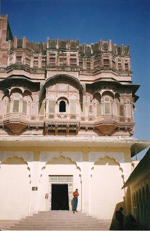 Jodphur: Meherangarh Palace