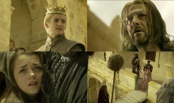 La muerte de Ned Stark
