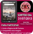 tablet android AR Turismo