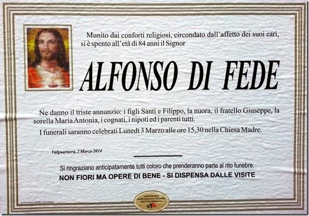 Di Fede Alfonso