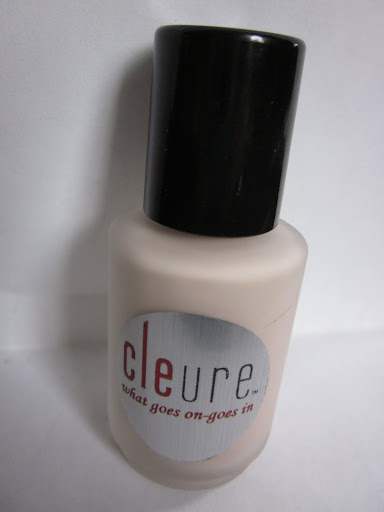 Cleure Liquid Matte Foundation ($17 for 1 fl oz)