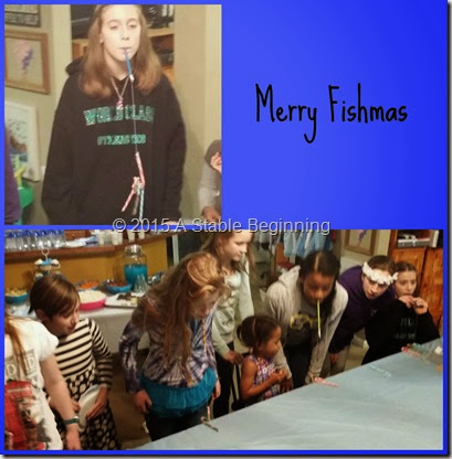 merry fishmas Collage