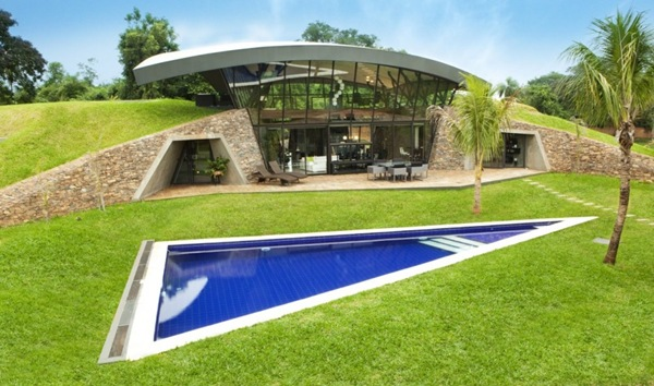 Dos casas en Luque por arquitecto BAUEN