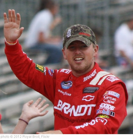 '6.23.12 Road America - NASCAR driver 31 Justin Allgaier' photo (c) 2012, Royal Broil - license: https://creativecommons.org/licenses/by-sa/2.0/
