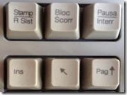 Copia, incolla, spegnere PC con i tasti Bloc Scorr, Pausa Interr e Ins