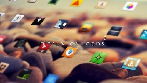 Nitrux Icons 3.0