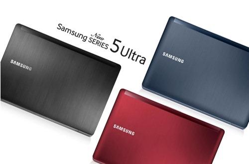 Ultrabook Terbaru Samsung New Series 5 Ultra 3