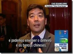 Chineses recebem por lucros da EDP de 2011. Abr.2012