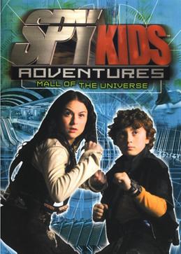 spy kids mall