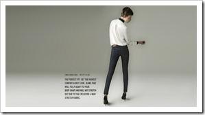 Zara Woman Ankle Indigo Jean 2