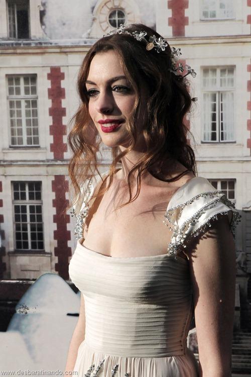anne hathaway linda sensual sexy desbaratinando (2)