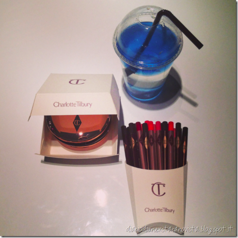 Charlotte Tillbury Make Up Collection
