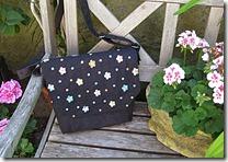Bag w flowers