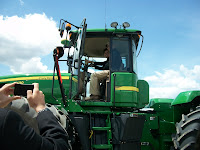 Photo Courtesy of Bob Sinclair, Sigourney Tractor and Implement