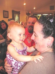 Beckys shower guests 13 Bella Robin Steven