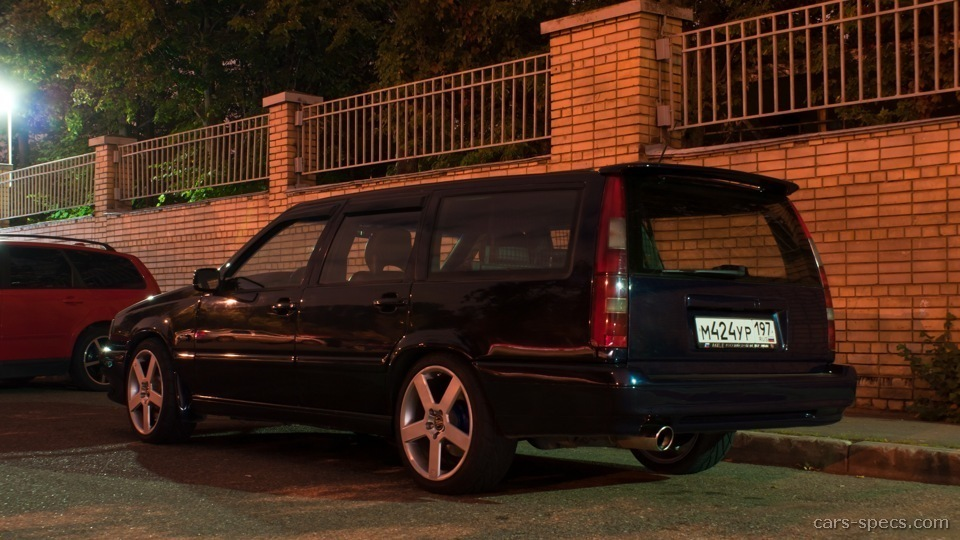 1997 Volvo 850 Wagon Specifications, Pictures, Prices