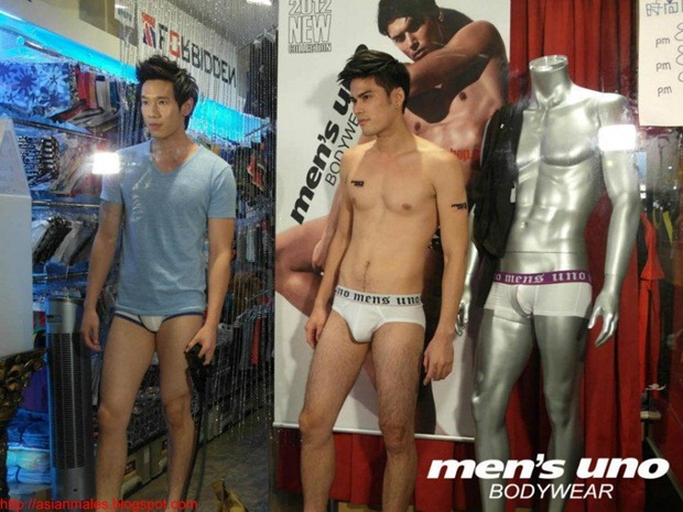 Asian Males - Men's Uno Bodywear  2012 new collection-21