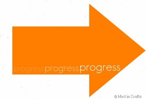 progress orange