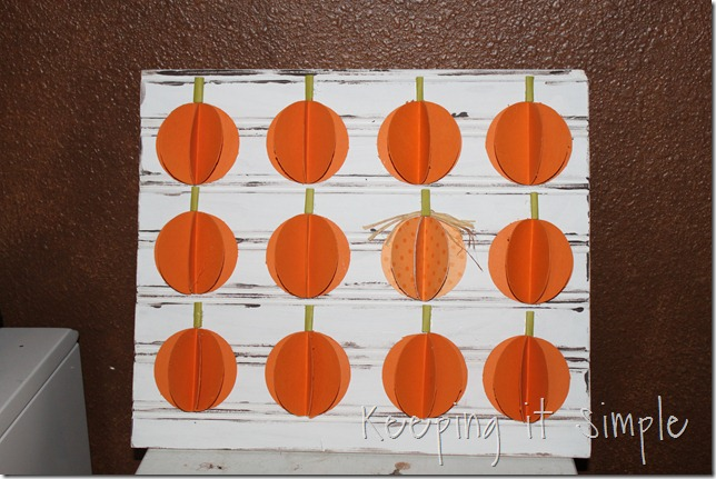 3D paper pumpkins (6)