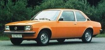 Opel Ascona 1975