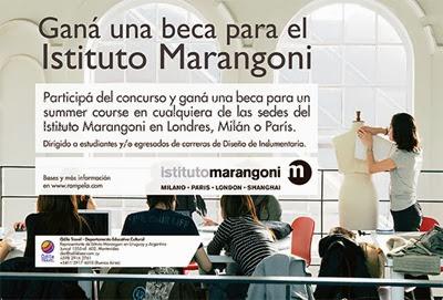 Istituto Marangoni_flyer