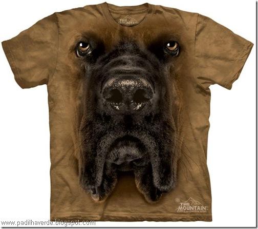 camisetas de Montain