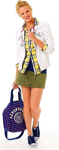 AÉROPOSTALE SINGAPORE Girls jacket, shirt, skirt bag, shoes  ION ORCHARD & CITYLINK MALL