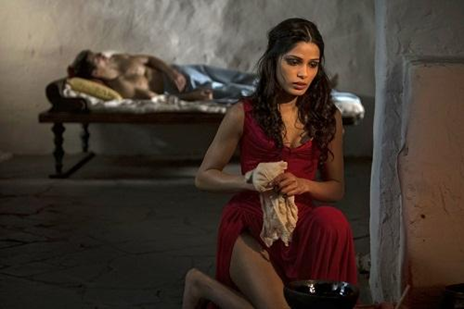 Freida Pinto as Phaedra
