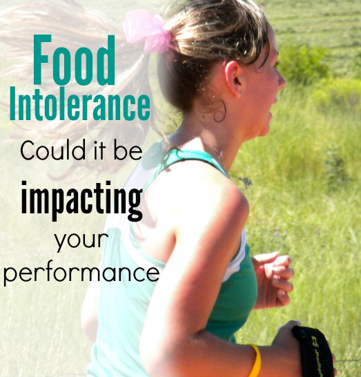 Understanding the impact of food intolerance on athletic performance